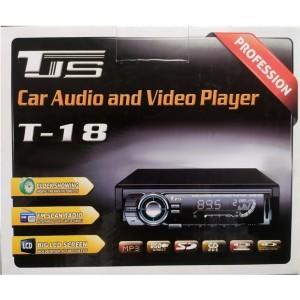 Автомагнитола 1DIN MP3 T-18