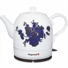 Чайник электрический керамика  VILGRAND VC515R