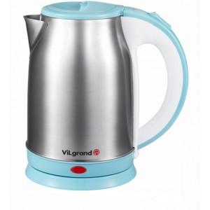 Чайник електричний VILGRAND VS18102 блакитний