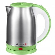 Чайник электрический VILGRAND VS18102 зеленый