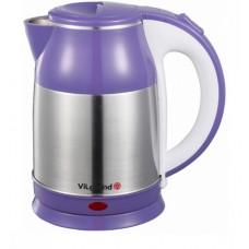 Чайник электрический VILGRAND VS18103 фиолетовый