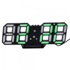 Часы электронные настольные 2218 Green