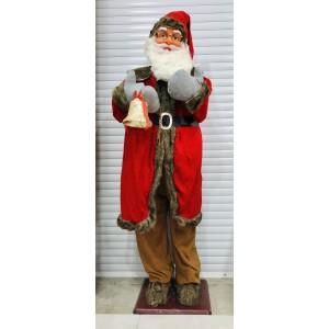 Дед-Мороз с колокольчиком