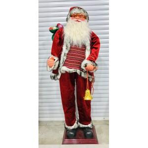 Дед-Мороз с мешком подарков