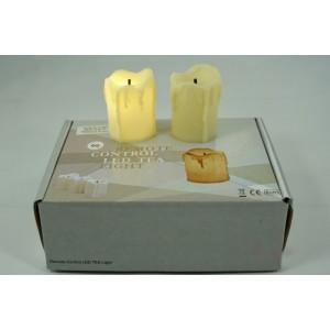 Декоративная свеча на батарейке