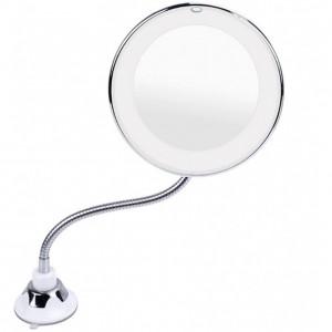 Гибкое зеркало для макияжа 10X Ultra Flexible Mirror E20