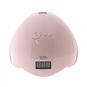 Гибридная лампа SUN 5, 48 Вт, розовая