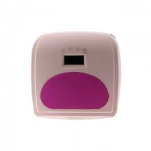 Гибридная лампа SUN Q7 48 Вт, розовая