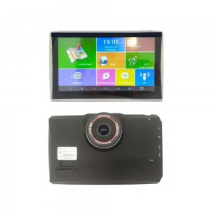 GPS навигатор android A7001S + DVR