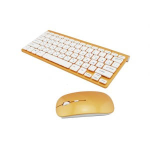 Комплект беспроводной клавиатура + мышь K-07