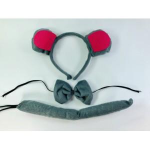 Комплект мышки 3 в 1