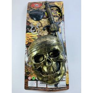 Комплект пирата с маской