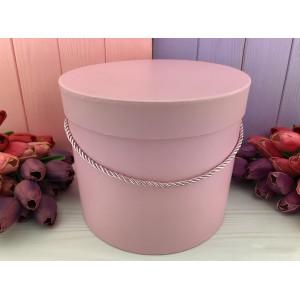"""Коробочка для цветов """"Glow"""" розовая 3 шт."""