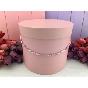 """Коробочка для цветов """"Glow"""" светло-розовая 3 шт."""