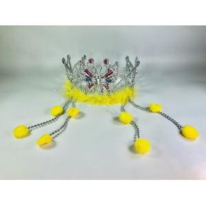 """Корона """"Бабочка с бум бонами"""""""