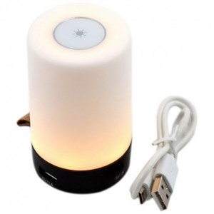 LED лампа + Power Bank WS-D06