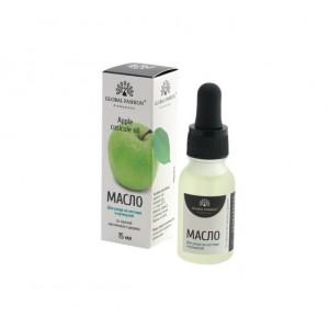 Масло для кутикулы с пипеткой - аромат яблокa 15 мл H115