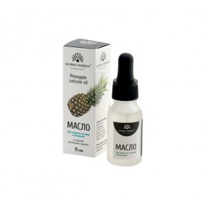 Масло для кутикулы с пипеткой - аромат ананаса 15 мл H115