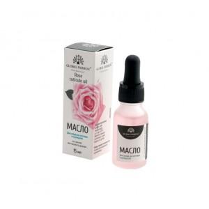 Масло для кутикулы с пипеткой - аромат розы 15 мл H115