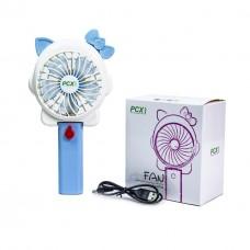 Мини-вентилятор детский USB 13822