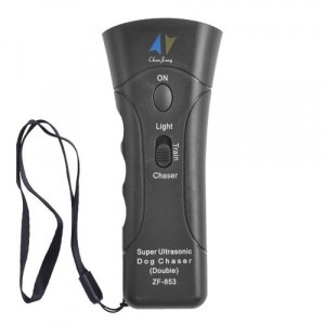 Мощный ультразвуковой отпугиватель собак MT-651E