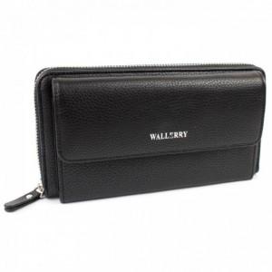 Мужской кошелёк Wallerry XY5515 чёрный
