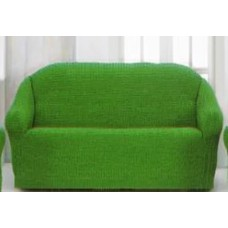 Накидка на диван №20 зеленая размер 170Х230