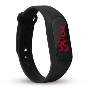 Наручные часы Led Watch 2 чёрный цвет