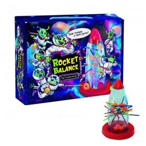 """Настільна гра 30407 (укр) """"Rocket Balance"""", в кор-ці 24,7-18,2-5,5 см"""