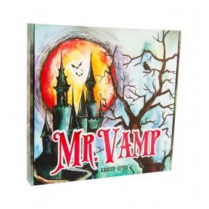 """Настільна гра 30616 (рос) """"Mr. Vamp"""", в кор-ці 33-32-4,5см"""