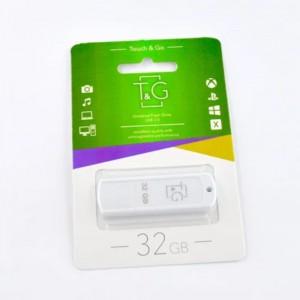 Флешка usb flash T&G 011 Classic series 32GB White