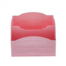 Органайзер для кистей и пилочек, розовый GL0003