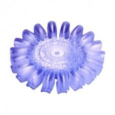 Палитра для красок Ромашка (прозр.) набор по 10 шт