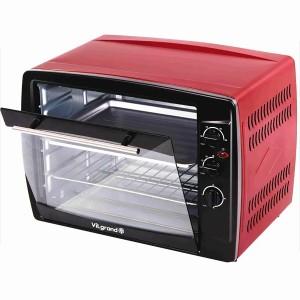 Печь электрическая 65 л VILGRAND VEO650-14 красная