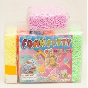 Пластилин Foam Putty