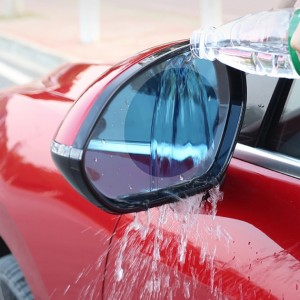 Пленка Anti-fog film 100*100 мм анти-дождь для зеркал авто