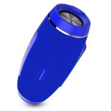 Портативная bluetooth колонка H27 синий