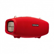 Портативная Bluetooth колонка Hopestar H-X (10) красный