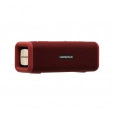 Портативная Bluetooth колонка Hopestar T9 красный