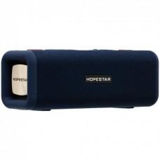 Портативная Bluetooth колонка Hopestar T9 синий