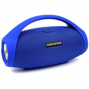 Портативная колонка Bluetooth HOPESTAR H31 синий