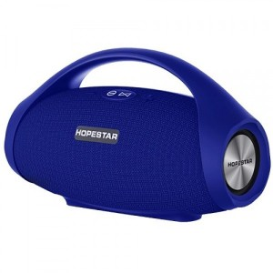 Портативная колонка Bluetooth HOPESTAR H32 mini синий