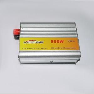 Преобразователь напряжения 12V-500W