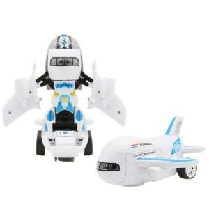 Робот самолёт Airbus Deformation