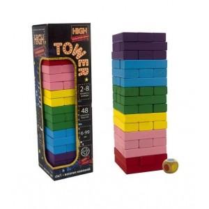 """Розважальна гра 30715 (укр) """"High Tower"""", в кор-ці 28-8,2-8,2 см"""
