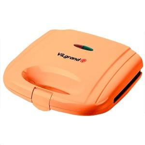 Сендвічниця ViLgrand VSG0757 orange, 750 Вт