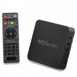 Smart tv андроид тв приставка MAQ-4K