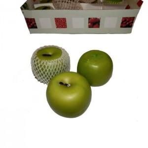 Свеча Яблоки 12 шт