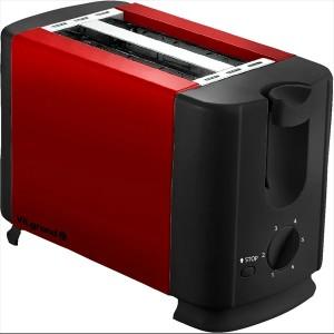 Тостер 700 Вт VILGRAND VT0725_RED