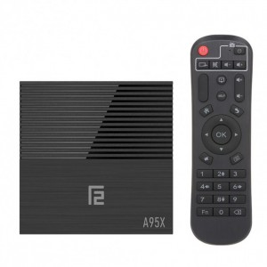 TV BOX A95X F2  (s905x2 4+32 Android 9.0) voice control